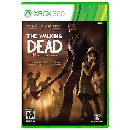 The Walking Dead A Telltale Games Series Seminovo – Xbox 360