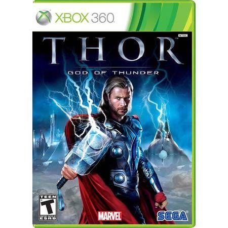 Thor God Of Thunder Seminovo – Xbox 360