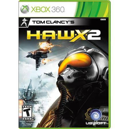 """Tom Clancy""""s H.A.W.X. 2 Seminovo – Xbox 360"""