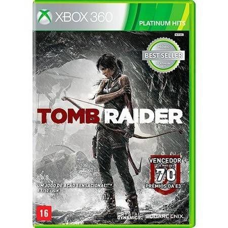 Tomb Raider Seminovo – Xbox 360