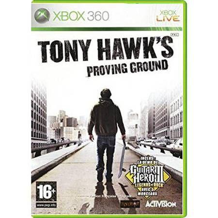Tony Hawk's Proving Ground Seminovo – Xbox 360