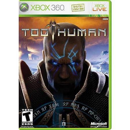 Too Human Seminovo – Xbox 360