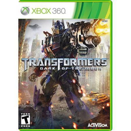 Transformers Dark of the Moon Seminovo – Xbox 360