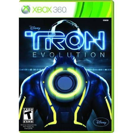 Tron Evolution  xbox 360 trailer