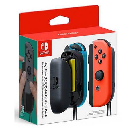 Bateria Recarregável L/R – Nintendo Switch