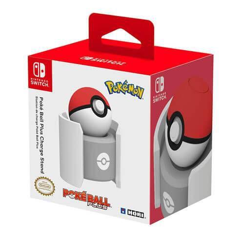 Carregador Poké Ball Plus Pokebola – Nintendo Switch