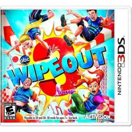 ABC Wipeout 3 - 3DS