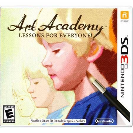 Art Academy Lessons For Everyone Seminovo – 3DS