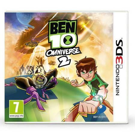 Ben 10 Omniverse 2 Seminovo – 3DS