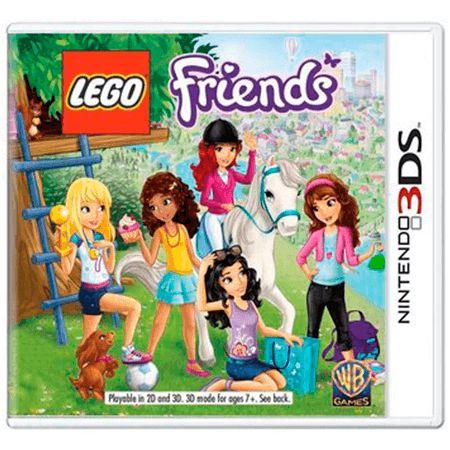 Lego Friends Seminovo – 3DS