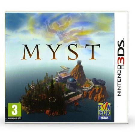 Myst Seminovo – 3DS