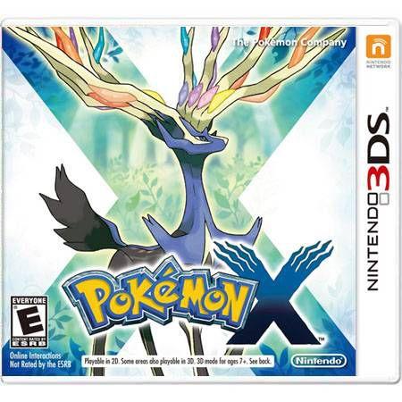 Pokémon X Seminovo – 3DS