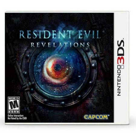Resident Evil Revelations Seminovo – 3DS