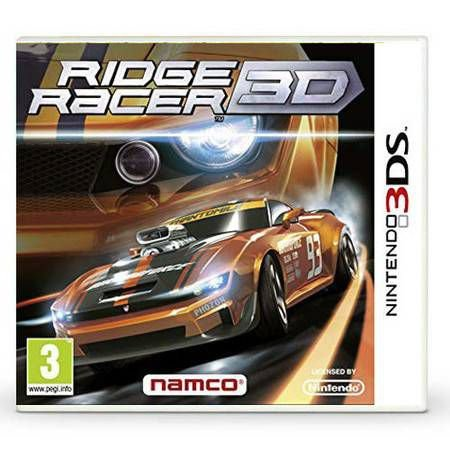 Ridge Racer 3D Seminovo – 3DS