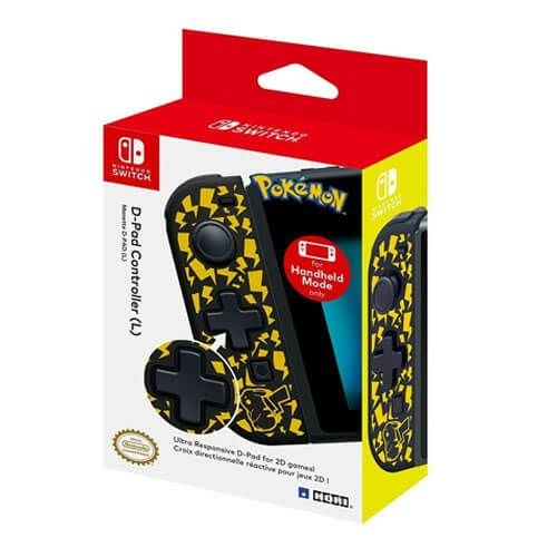 Controle Joy Con (L) D-Pad Pokémon Edition Hori – Nintendo Switch