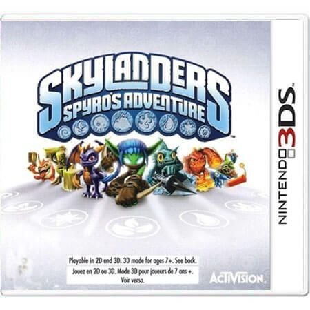 Skylanders Spyro's Adventure Seminovo – 3DS
