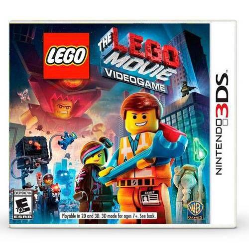 The Lego Movie Videogame Seminovo – 3DS