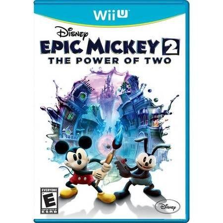 Epic Mickey 2: The Power Of Two Seminovo – Wii U