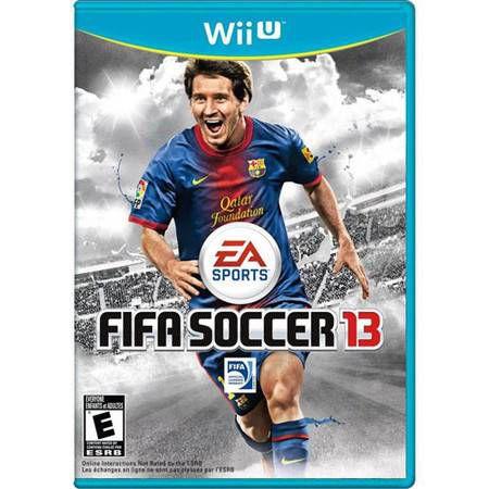 Fifa Soccer 13 Seminovo – Wii U