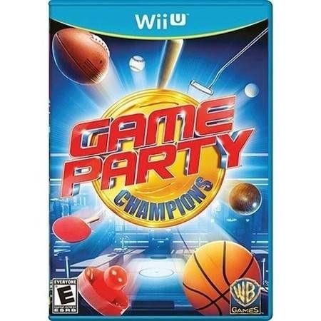 Game Party Champions Seminovo – Wii U