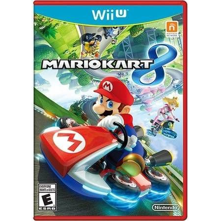 Mario Kart 8 Seminovo – Wii U