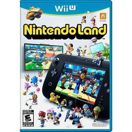 Nintendo Land Seminovo – Wii U