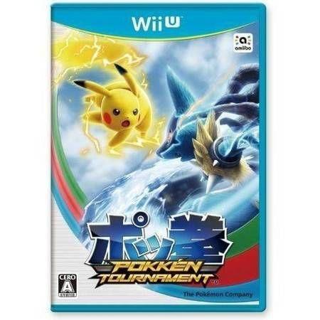 Pokken Tournament Seminovo – Wii U