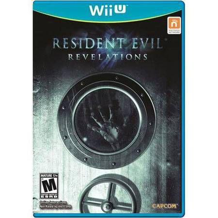 Resident Evil Revelations Seminovo – Wii U