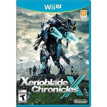 Xenoblade Chronicles X Seminovo – Wii U
