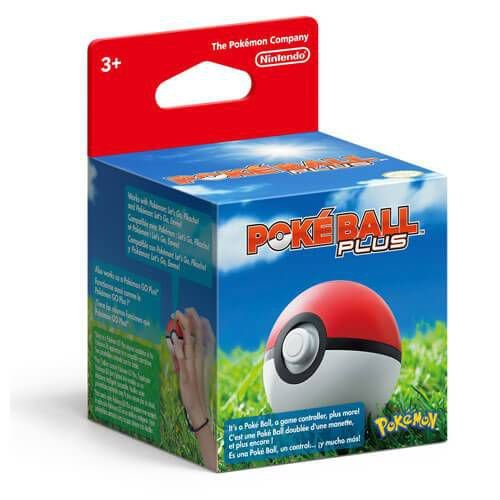 Nintendo Poké Ball Plus Pokebola – Nintendo Switch