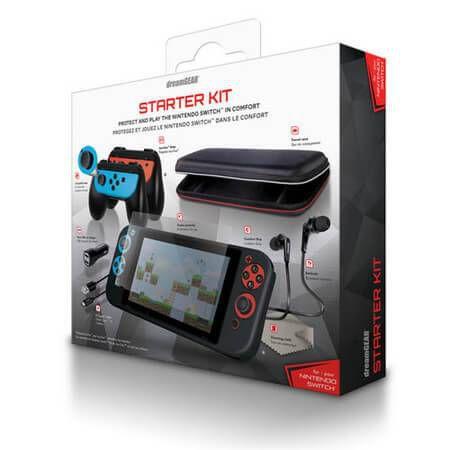 Starter Kit DreamGear – Nintendo Switch