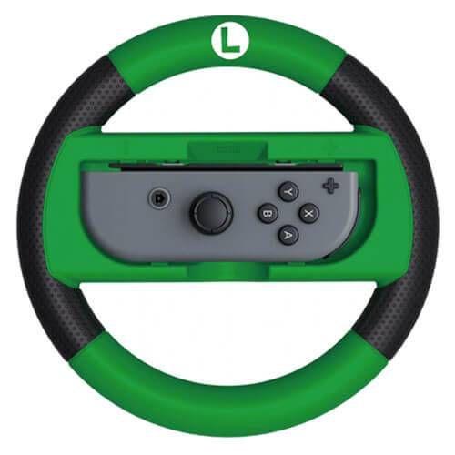 Volante Mario Kart 8 Deluxe Luigi – Nintendo Switch