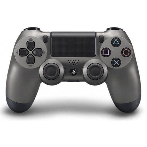 Controle Sem Fio – Dualshock 4 Grafiti ( Steel Black ) - PS4