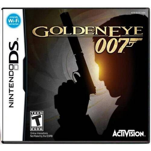 007 Golden Eye Seminovo – DS