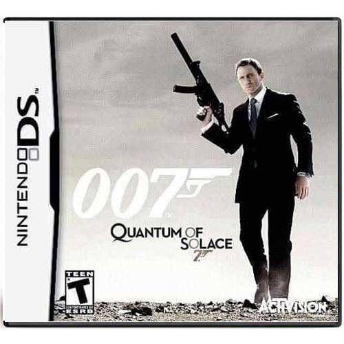 007 Quantum of Solace Seminovo – DS