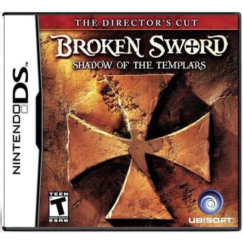 Broken Sword Shadow of The Templars Seminovo – DS