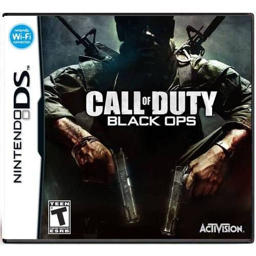 Call of Duty Black Ops Seminovo – DS