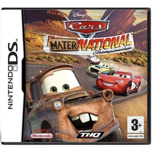 Cars Mater-National Championship Seminovo – DS