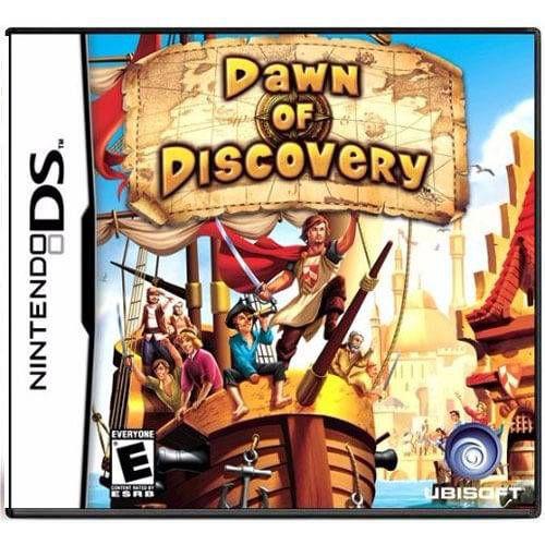 Dawn of Discovery Seminovo – DS