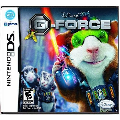 G-Force Seminovo – DS