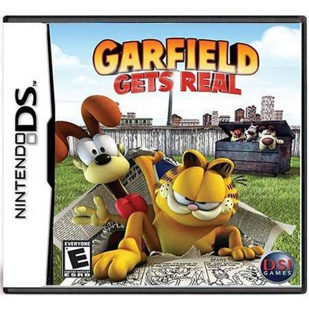 Garfield Gets Real Seminovo – DS