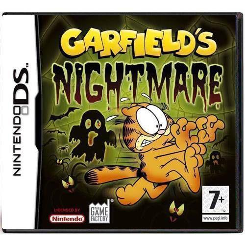 Garfield's Nightmare Seminovo – DS