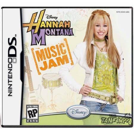 Hannah Montana Music Jam Seminovo – DS