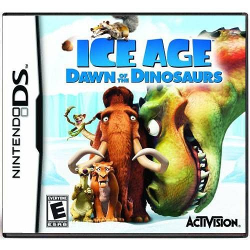 Ice Age Dawn Of The Dinosaurs Seminovo – DS