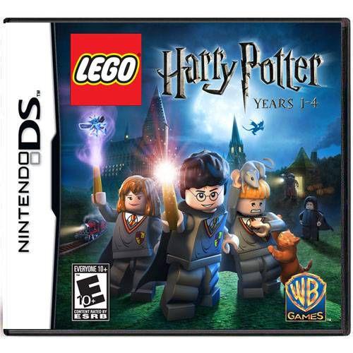 Lego Harry Potter Years 1-4 Seminovo – DS
