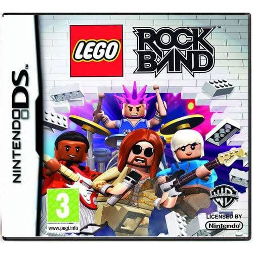 Lego Rock Band Seminovo – DS