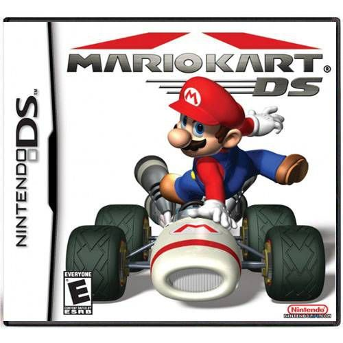 Mario Kart Seminovo – DS