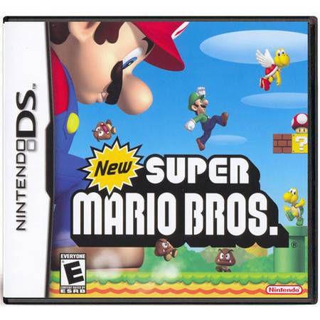 New Super Mario Bros Seminovo – DS