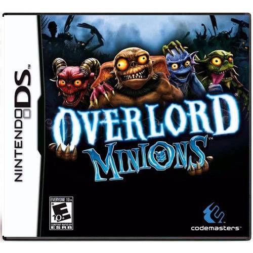 Overlord Minions Seminovo – DS
