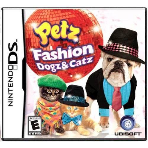 Petz fashion Dogz e Catz Seminovo – DS